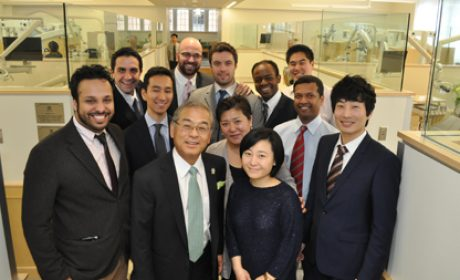 Dedication Celebration Held for New Syngcuk Kim Endodontic Clinic