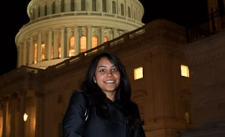 Penn Dental Student Joins Discussion with Lawmakers on Oral Health Issues