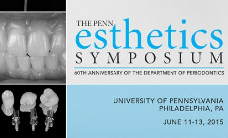 Esthetics Symposium June 11-13 Marks Department of Periodontics 60th Anniversary