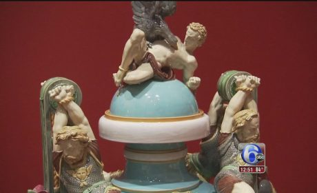 In the News: Evans Collection Exhibition Spotlighted on 6ABC Loves the Arts
