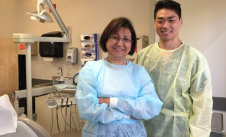 Penn Dental Student Wins Research Award
