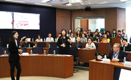 Penn Dental Presents Bone Symposium at Penn Wharton China Center in Beijing