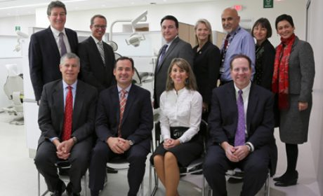 Dentsply Sirona Gift to Support Clinical Instruction