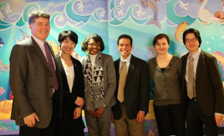 Colgate Pediatric Dentistry DScD Fellowship Supporting Student Research