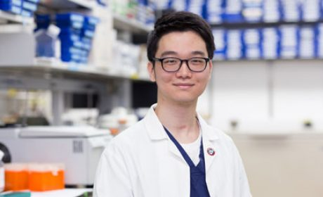 DScD Candidate Kang Ko Awarded NIDCR Research Career Development Award