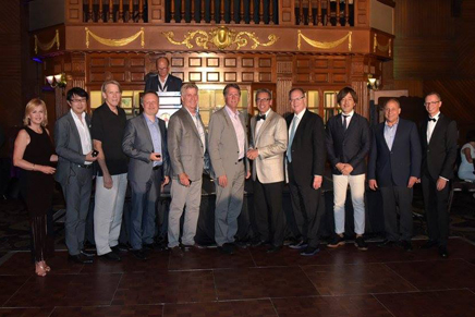 The 2017 inductees to the AAED.