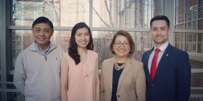 Student Research Recognized with AADR Bloc Travel Grants