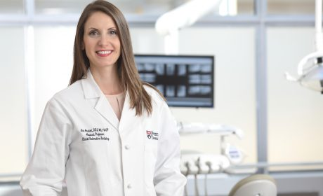 Dr. Eva Anadioti among 40 Under 40 Honorees