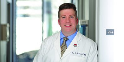 Dr. Eric Stoopler Named President of the American Academy of Oral Medicine