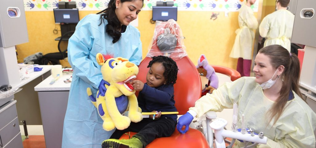 Pediatric Dentistry Program