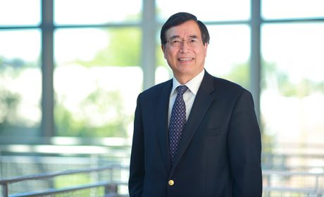 Dr. Chun-Hsi Chung Installed as President of the American Board of Orthodontics