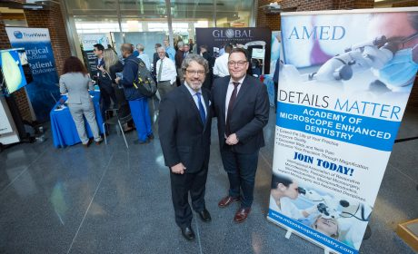 Technology at Forefront at AMED-Penn Dental Microscopy Meeting