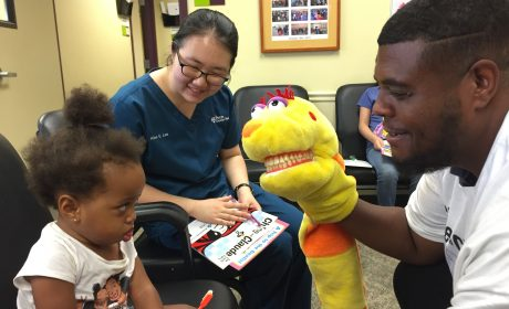 Children Find Dental Home through Sayre Health Center, Keystone First Collaboration