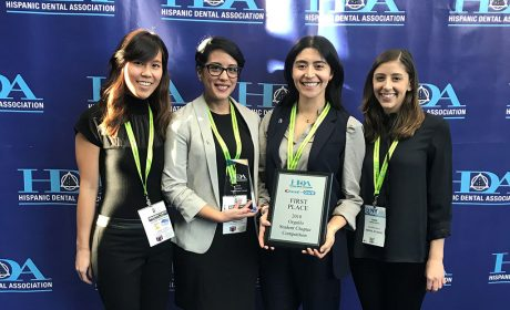 HDA Student Chapter Takes Top Prize in 2018 Orgullo Competition