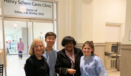 Penn Dental Medicine Holds Day of Free Oral Exams for New Patients