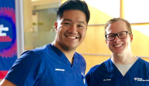 Two Penn Dental Medicine Students Named 2019 Preventive Dentistry Scholars