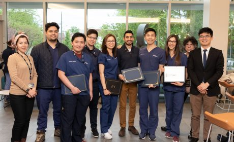 Department of Periodontics Presents Annual Student Awards