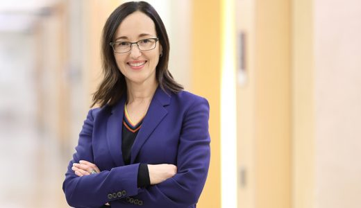 Recent Recruit Dr. Patricia Corby Expanding Opportunities to Leverage Science in the Clinic