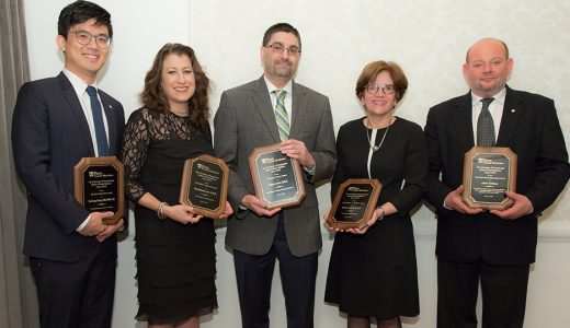Penn Dental Faculty Recognized by Students with Annual Teaching Awards
