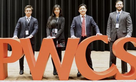 Penn Dental Students Play Integral Roles in Penn Wharton China Summit