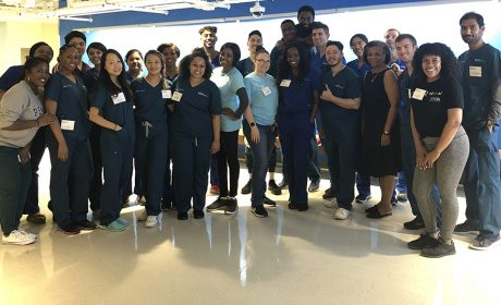 Impressions Program Introduces Students to Dental Medicine Career Path