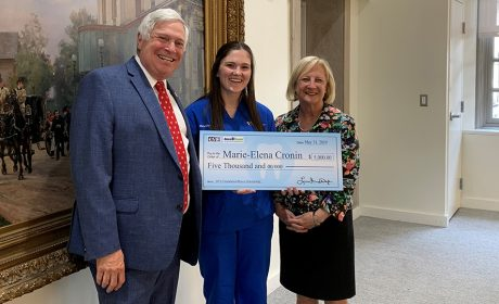 Penn Dental Medicine Student Recognized for Community Service