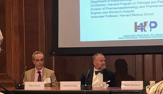 Dr. Elliot Hersh Addresses National Academies of Sciences, Engineering, and Medicine on Prescription Opioids