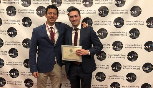 Penn Dental Medicine Student Takes First Place in SCAD Clinical Case Competition