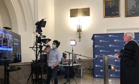 Penn Dental Medicine Celebrates Class of 2020 with Virtual Ceremony