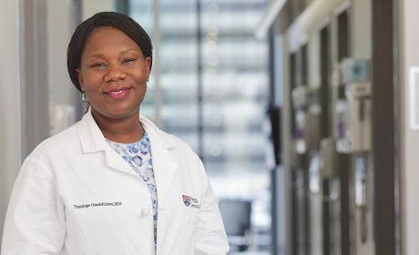 Dr. Temitope Omolehinwa Taking on HIV and Oral Health in a New Clinical Study