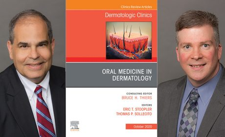 Oral Medicine, Dermatology Collaboration Highlighted in Dermatologic Clinics Issue
