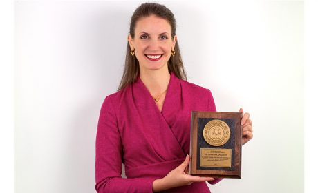 Dr. Eva Anadioti Recognized by the American College of Prosthodontists