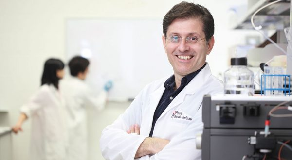 Dr. George Hajishengallis Named on Highly Cited Researchers 2020 List