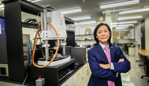 Dr. Yu Zhang Applying Physics Expertise to Making Smiles Brighter
